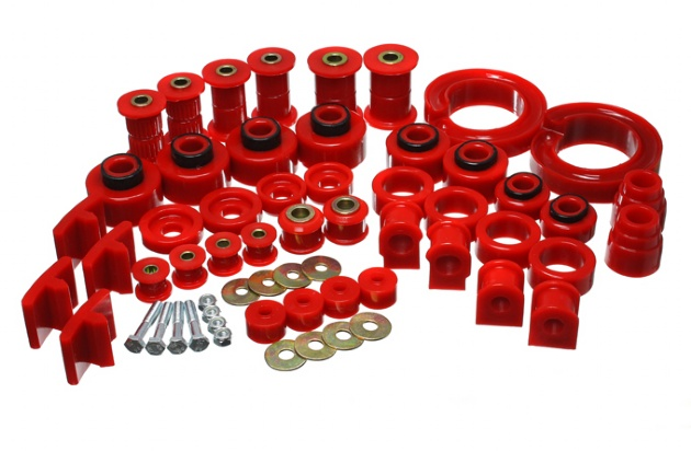 Polyurethane Suspension Bushings >> Energy Suspension Polyurethane Bushing Kit Ds Performance